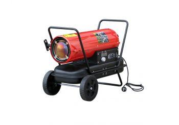 Ohrievač naftový s priamym spaľovaním 30KW Image