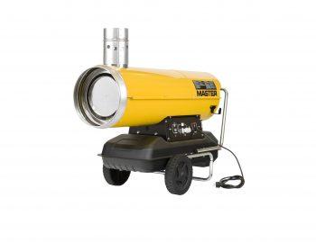 Ohrievač naftový s nepriamym spaľovaním 22KW Image
