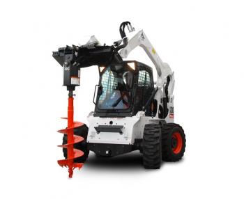 Hydraulický vrták 300,400 na minibáger do 3,5t Image
