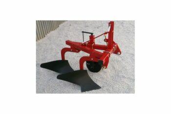 2-Radličný pluh s traktorom kubota GL21 Image